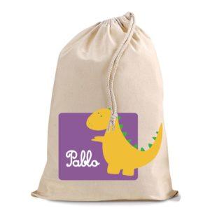 Bolsita Dinosaurio Amarillo-0