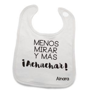 Babero Mas Achuchar-0