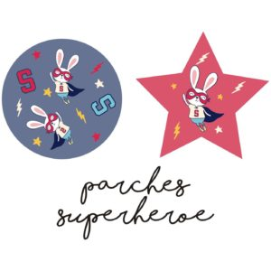 Parches Superhéroe-0