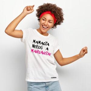 Camiseta orgánica Mamacita