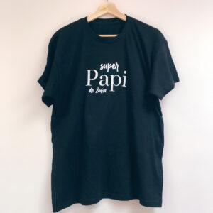 camiseta super papi